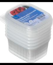 Külmutuskarbid 0,5 l 6 tk