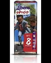 Libero püksmähkmed Up&Go 8, 19-30 kg, 30 tk