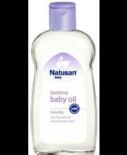 Natusan Baby Bedtime beebiõli 200 ml