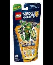 Lego Nexo Knights tegelane Ultimate Aaron 70332