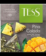 Tess Pina Colada, roheline tee 1,8g*20