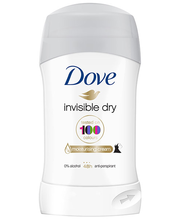 Pulkdeodorant 40 ml invisible dry