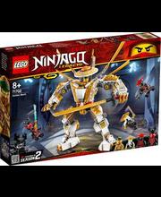 71702 Ninjago Kuldne robot