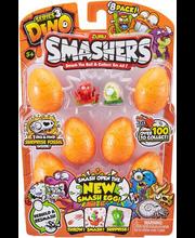 Smashers Dino dinotegelane 8 tk, erinevad