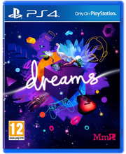 PS4 mäng Dreams
