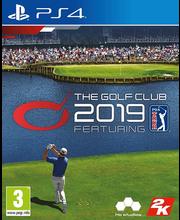 PS4 mäng The Golf Club 2019