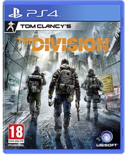 PS4 mäng The Division