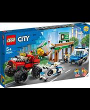 60245 City Politsei hiigelveoki rööv