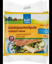 Kooresed sulajuustuviilud, 200 g