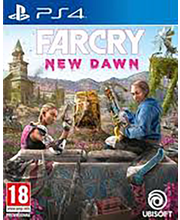 PS4 mäng Far Cry - New Dawn