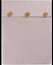 Voodipesukomplekt Velvet 150x210 cm lilla