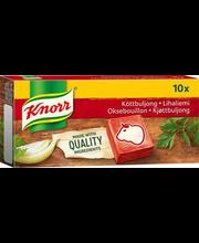Knorr lihapuljongi kuubikud, 10 x 10 g