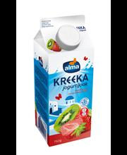 Maasika-kiivi kreeka jogurtijook, 750 g