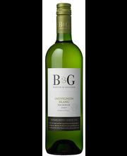 Geograafilise tähisega lauavein Sauvignon Blanc 12%