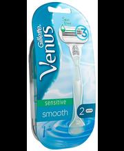 Raseerija venus smooth sensitive 2up