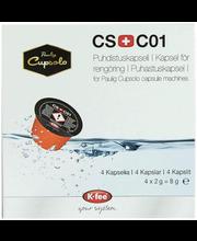 Paulig Cupsolo puhastustabletid 8 g