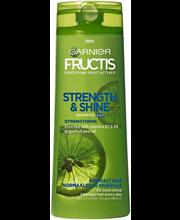 Shampoon Fructis 2in1 Strength&Shine 250 ml