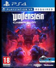 PS4 mäng Wolfenstein: Cyberpilot