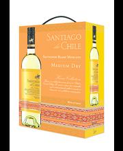 Santiago De Chile sauv.blanc moscato, 3L