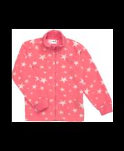 Laste fliisjakk, roosa 98