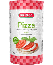 Riisigaletid pizza, 125 g