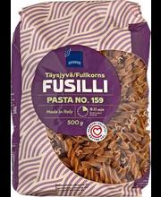 Täisterapasta Fusilli 500 g