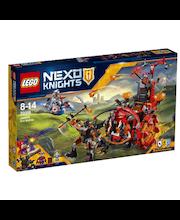 Lego Nexo Knights Jestro kurjusesõiduk 70316
