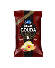 Juust Royal Gouda Black, 200 g