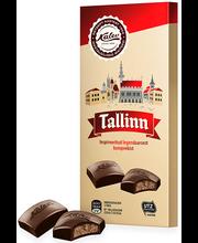 Kalev tume šokolaad Tallinn täidisega 100 g