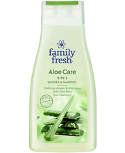 Dushigeel-shampoon Aloe Care 2in1 500 ml