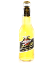 MILLER GENUINE DRAFT 5% 330 ML HELE ÕLU