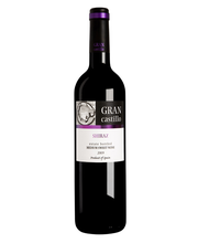 GRAN CASTILLO SHIRAZ 750 ML KPN VEIN
