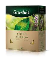 Greenfield Green Melissa Roheline tee 1,5gx100