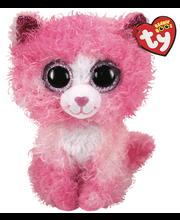REAGAN - lokkis karvadega roosa kass med