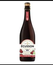 Ecusson Cidre Bio kuiv õunasiider 5,5% 750ml