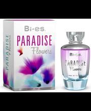 Parfüümvesi paradise flowers 100ml