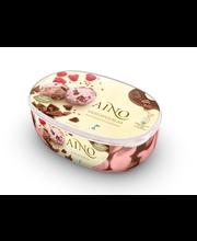 """Koorejäätis """"Vaarikašokolaad"""", 900 ml"""