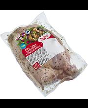 Pool kana ürdivõiga küpsetuskotis, kg