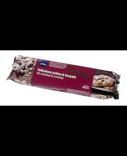 Rainbow valge šokolaadi-jõhvika küpsised 150 g