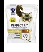 Kuivtoit kastreeritud ja steriliseeritud kassidele 750 g