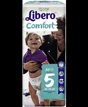 Libero teipmähkmed Comfort 5, 10-16 kg, 50 tk