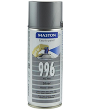 Alküüd spreivärv 400 ml RAL 9006 hõbedane 996