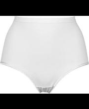 Naiste aluspüksid 3 paari, valge XXL