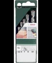 Bosch 5-osaline kivipuuride komplekt