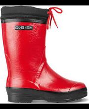Naiste kummikud Winter ultra, punane 38