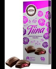 Kalev Tiina tume šokolaad täidisega 108 g