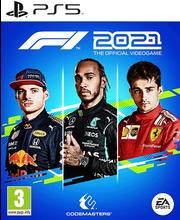 PS5 mäng F1 2021