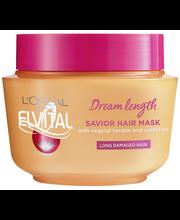 Juuksemask Elvital Dream Length 300 ml