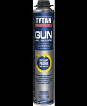 Polüuretaanvaht Tytan O2 GUN All Season Ergo 750 ml