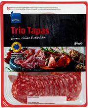 Serrano Trio Tapas sink, gluteenivaba 150 g